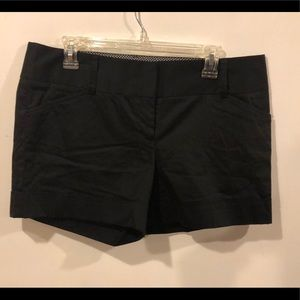 Express Women's Black Dress Shorts Size 12